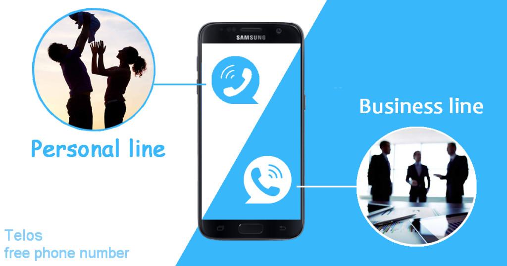 2 phone lines on 1 phone
