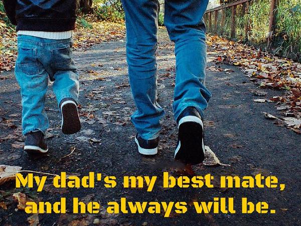 best mate dad