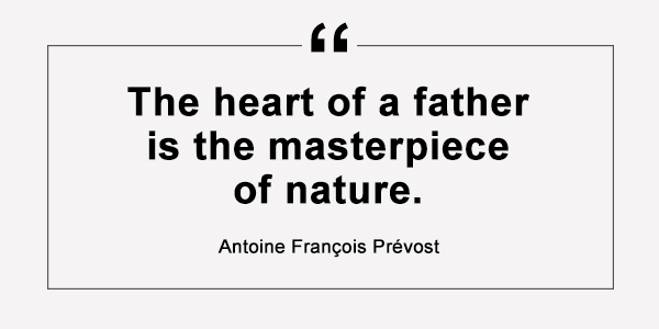 the heart of father