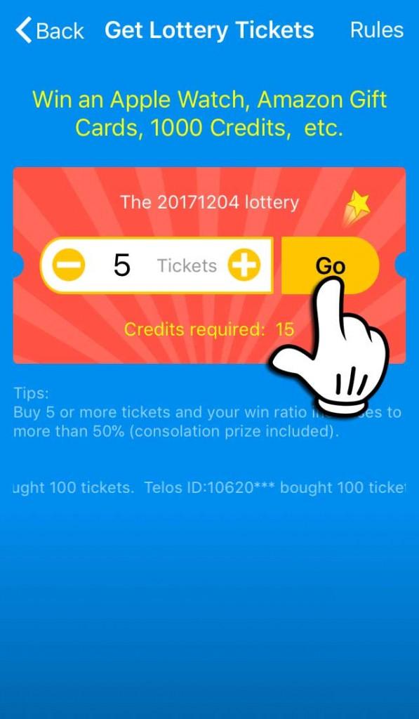 Lottery-Go